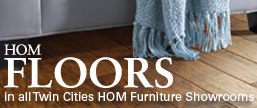 World Floor and Rugs inside all Twin Cities HOM Showrooms