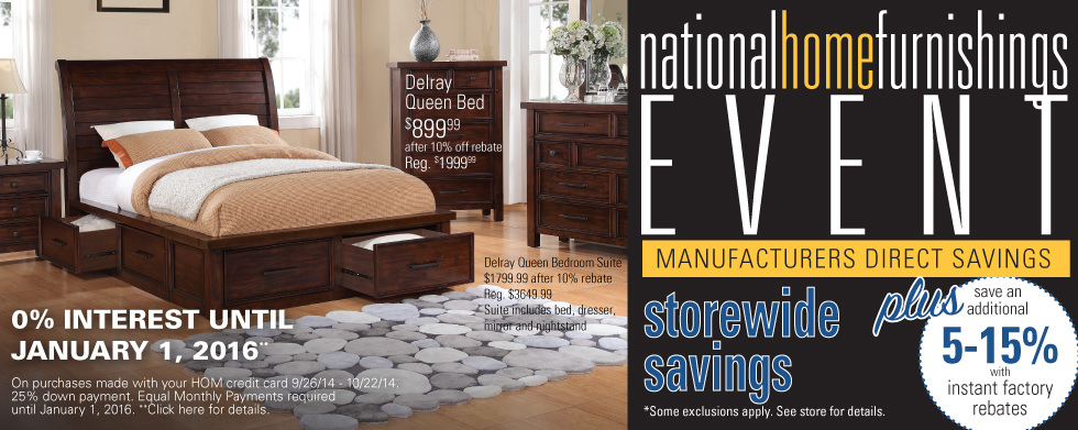 National Home Furnishings Event